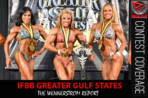 Danielle Reardon wins the Greater Gulf States!