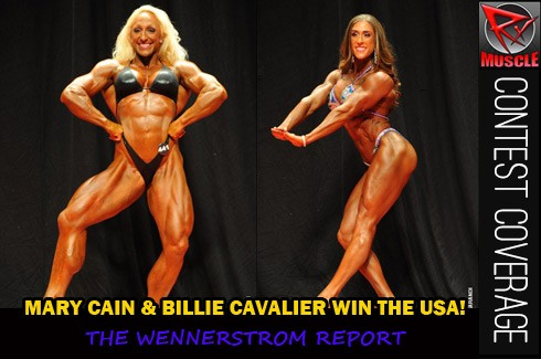 The Wennerstrom Report: NPC USA Results