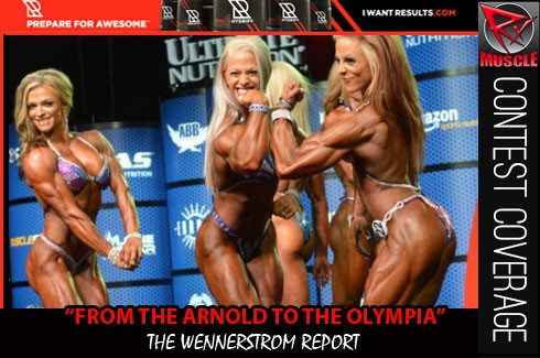 From the Arnold to the Olympia - The Wennerstrom Report