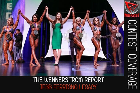 The Wennerstrom Report - Ferrigno Legacy - WPD