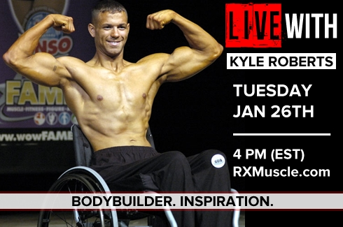 LIVE WITH Kyle Roberts - 1/26/16 @ 4pm EST