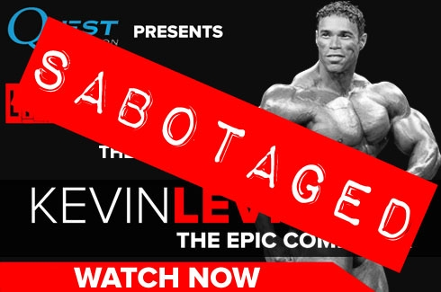 LIVE WITH KEVIN LEVRONE