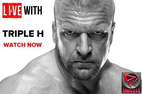 Watch Live With HHH now