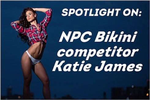 Spotlight on Katie James