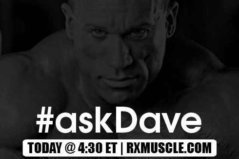 Watch AskDave Weds Sept 21