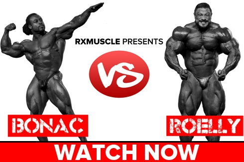 "Bonac vs. Roelly on ""Versus"""