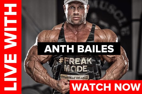 Anth Bailes