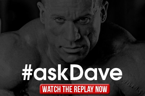 #askDave : TODAY : 3:30 pm (ET)