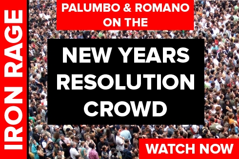 New Years Resolution Crowd