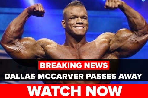 Dallas McCarver Passes Away