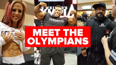 Olympia Coverage