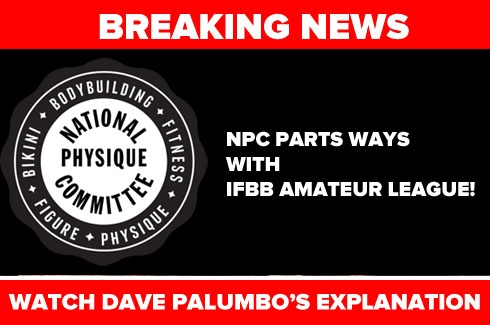 Npc and IFBB Amateur league