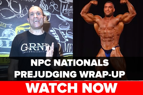 NPC Nationals Wrap-Up