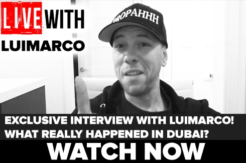 EXCLUSIVE Luimarco Interview!