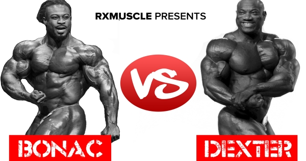 William Bonac vs. Dexter Jackson
