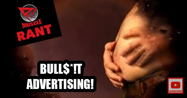 Rant on adverts