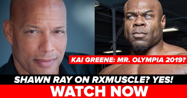 Live With Shawn Ray