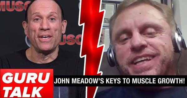 GURU TALK: Meadows key to Muscle Growth
