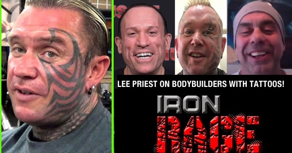 Lee iron Rage