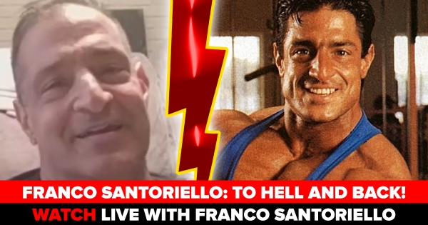 Live With Franco Santoriello