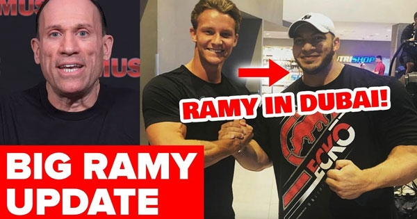 Big Ramy Update