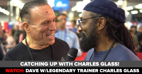 Charles Glass Interview