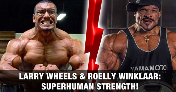 Larry and Roelly