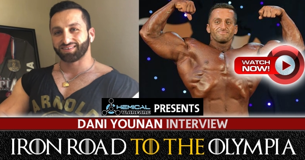 Iron Road to the Olympia (Powered by Chemical Warfare)