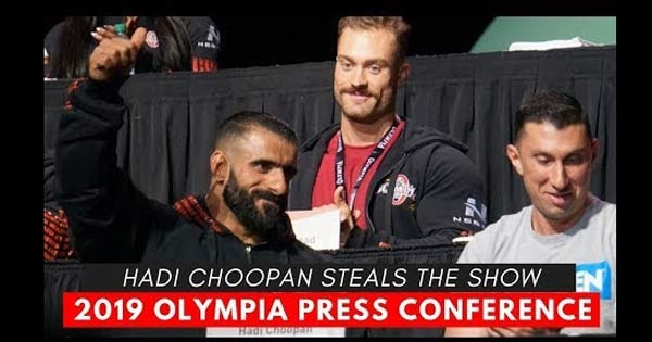Olympia Press Conference