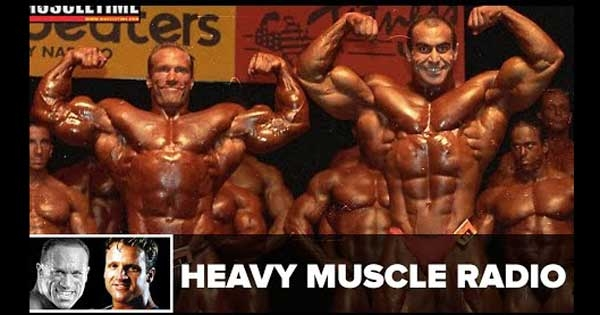 Listen to Heavy Muscle Radio!