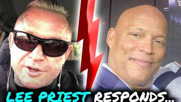 Lee Priest and Shawn Ray