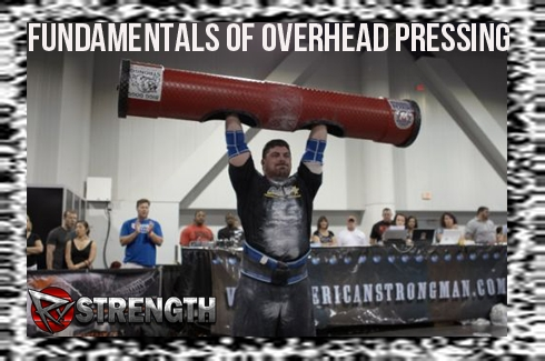Fundamentals of Overhead Pressing
