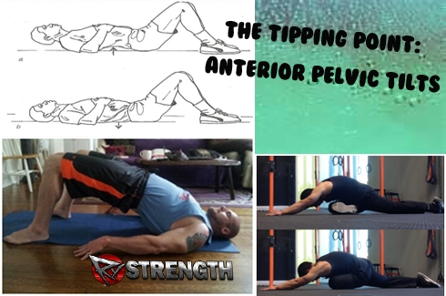 The Tipping Point: Anterior Pelvic Tilts