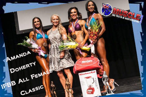 Amanda Doherty IFBB All Female Classic