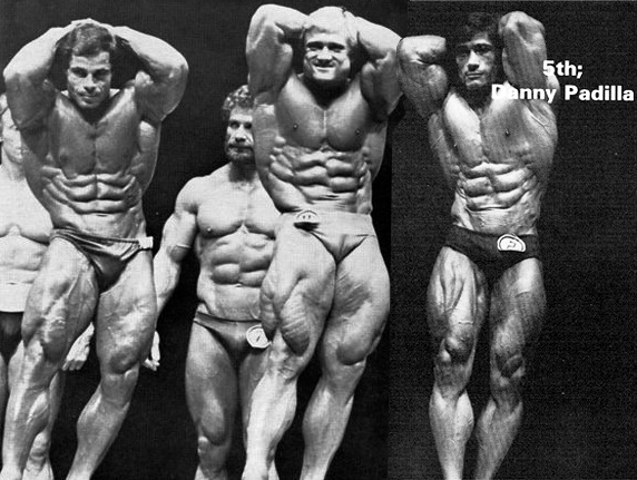 1981 Olympia - Abs with Franco Platz and Padilla