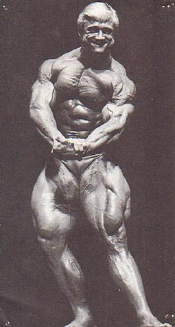 1981 Olympia - Tom Platz legs