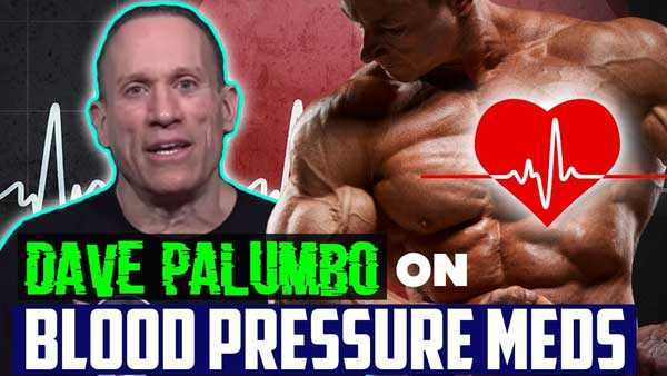 BEST Blood Pressure Meds for Bodybuilders