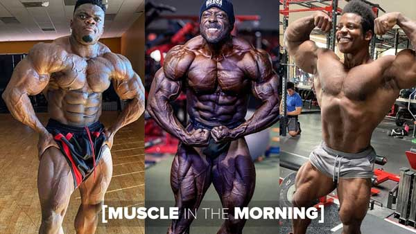 Watch Muscle in the Morning on RxMuscle