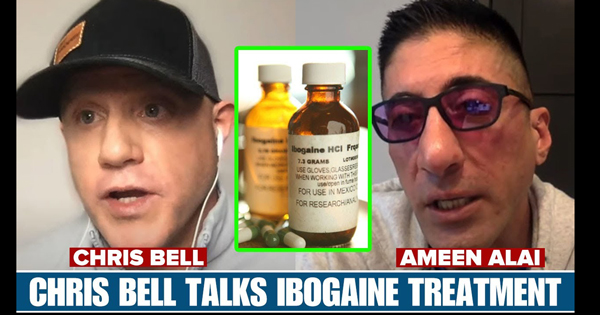 ChrisBell IBOGAINE Saved