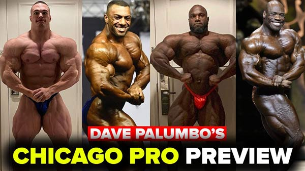 Palumbos Chicago Pro Preview