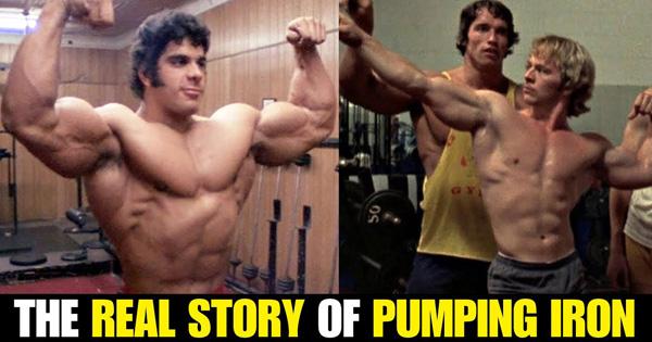famed Pumping Iron documentary
