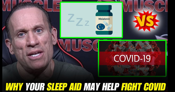 CAN MELATONIN HELP FIGHT COVID