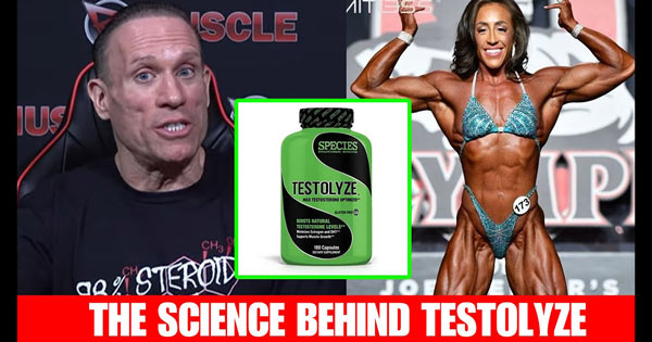 CAN WOMEN TAKE TESTOLYZE