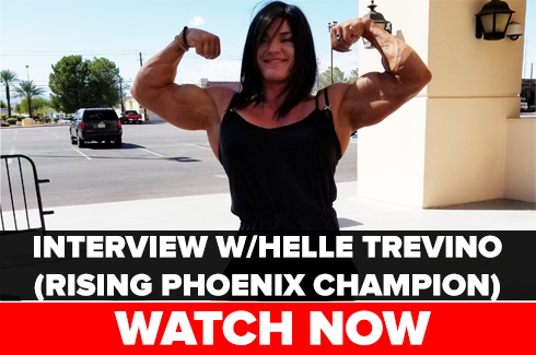 helle trevino interview rising phoenix