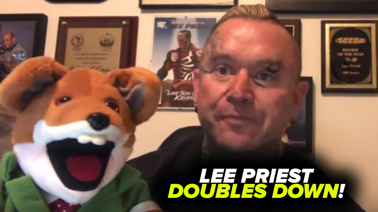 lee priest criticisms