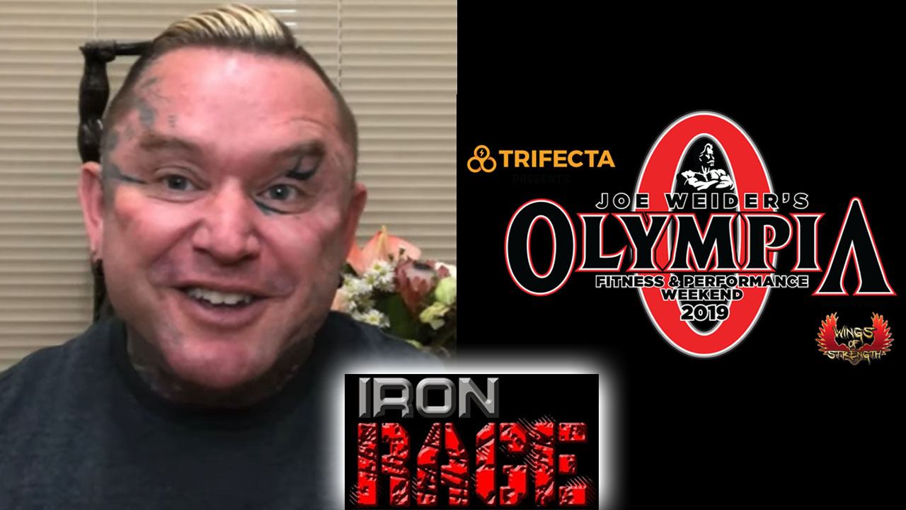 lee priest olympia predictions