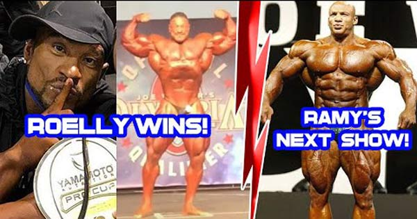 roelly wins yamamoto show