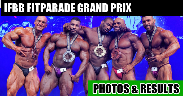 ifbb fitparade photos results