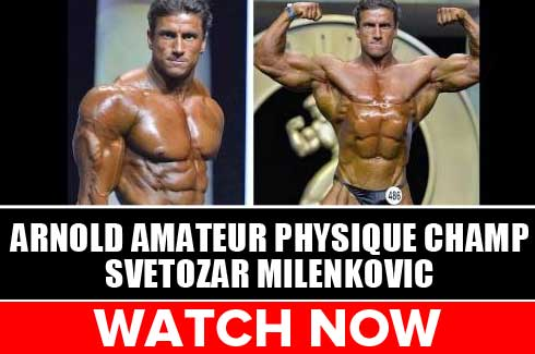 arnold am classic physique