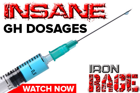 IronRage PreviewSlide